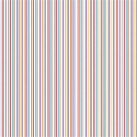 5 Sweet Stuff In Stripes by Multi Stripes Sweet Things Fabric