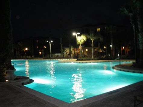pool at night pool at night picture of worldquest orlando resort