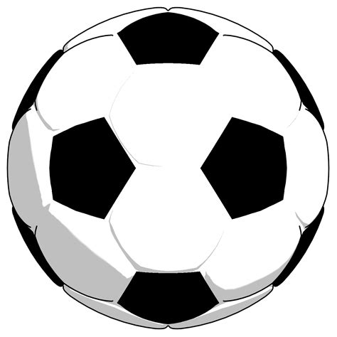 soccer clip black white soccer clipart png picture clipartly