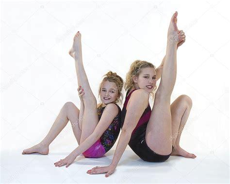 shameless preteens legs open girls doing gymnastics stock photo 169 trudywilkerson