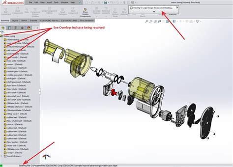 solidworks 2018 reference guide books opening solidworks large assemblies has improved for 2017