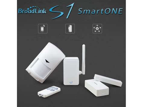 broadlink s1 alarm system and home automation system diy