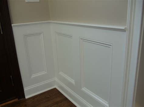 Different Kinds Of Wainscoting Mki Custom Trimwork And Painting Wainscoting