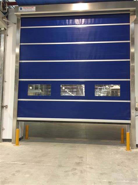 Interior Roller Shutter Doors Interior Roller Shutter Doors For Warehouse High Speed Rolling Shutters