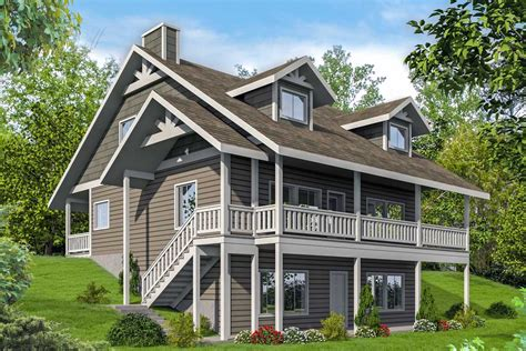 house plans with porches on front and back porches front and back 35507gh architectural designs house plans
