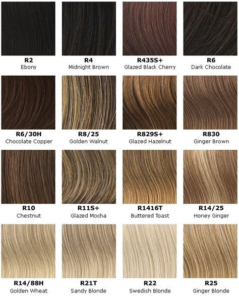 light brown hair color chart 25 best ideas about hair color charts on