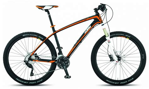 Ktm Mountain Bikes Uk Ktm Aera 27 Comp 2014 650b 27 5 Mountain Bikes From 163 380