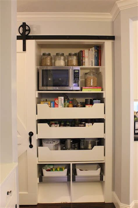 Built In Pantry by Built In Pantry From Components Diy