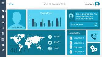 dashboard powerpoint template smart dashboard powerpoint template slidemodel