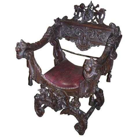 Savonarola Chair by Savonarola Chair Late 19th C At 1stdibs