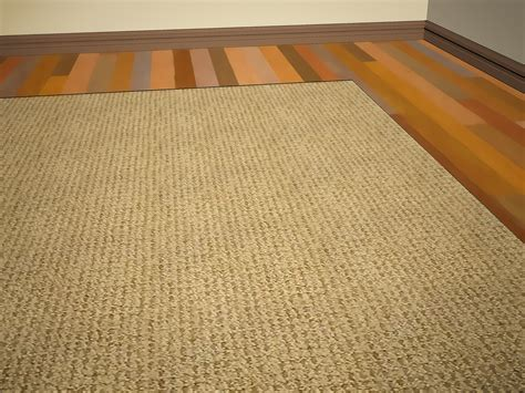 How To Clean Rugs At Home by How To Clean A Jute Rug 9 Steps With Pictures Wikihow