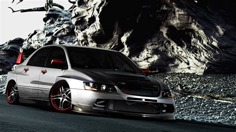 mitsubishi evolution 9 wallpaper mitsubishi evo 9 wallpaper 69 images