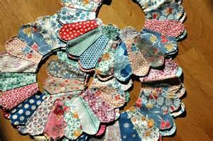 sentimental baby vintage 1930s dresden plate quilt pattern