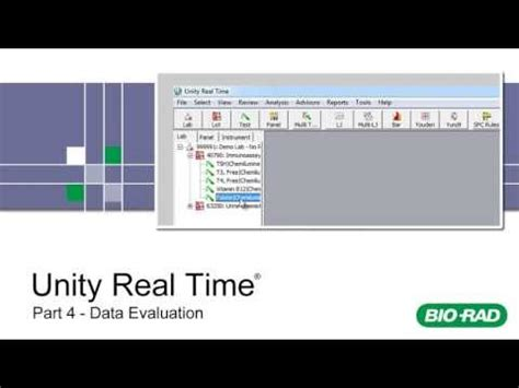Unity Tutorial Exle | how to create a levey jennings chart in excel how to