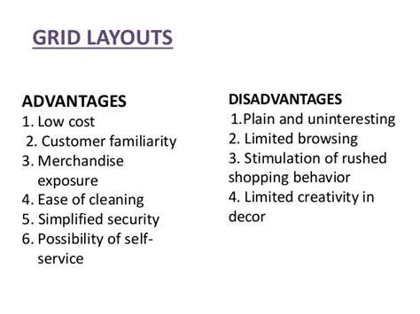 grid layout benefits layout design