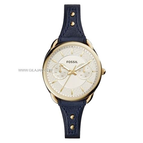 Fossil Fossil Tailor Es4051 jam tangan fossil tailor es4051 gdnb leather
