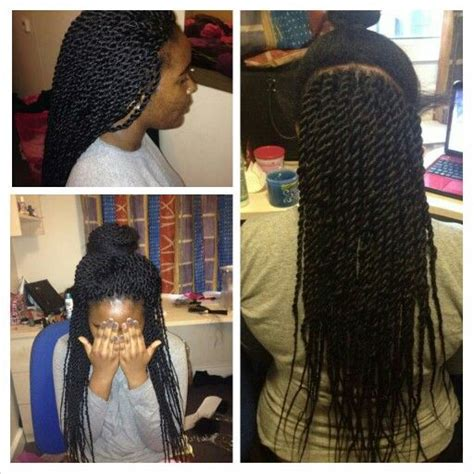 pre twisted senegalese twists sale crochet senegalese twists i did hairstyles pinterest