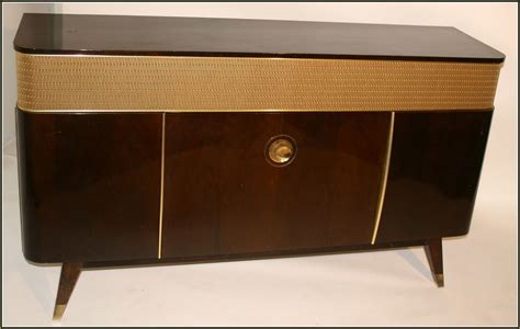 vintage stereo cabinet with turntable material for kitchen cabinet shelves wine bar furniture uk