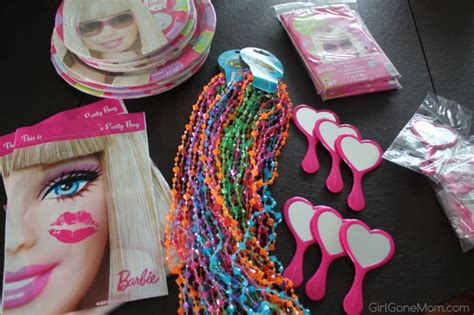 Barbie Giveaways For Birthday - barbie party supplies from birthday express girl gone mom