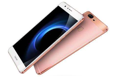 huawei new mobile the honor v8 s dual lens is different from the