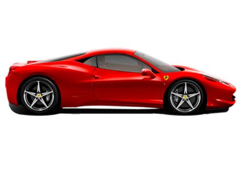 Ferrari 458 Italia Side Medium View Exterior Picture