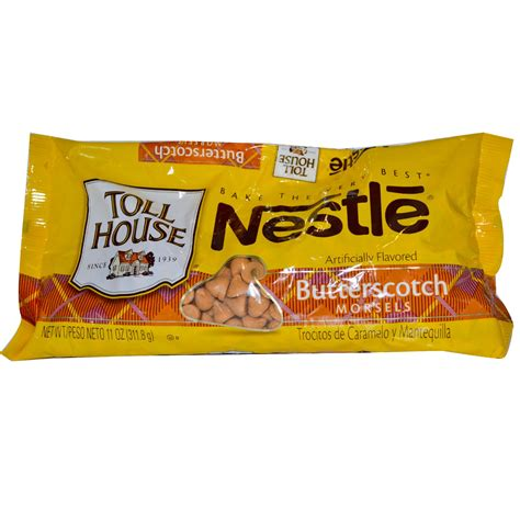 nestle toll house iherb com customer reviews nestle toll house butterscotch morsels 11 oz 311 8 g