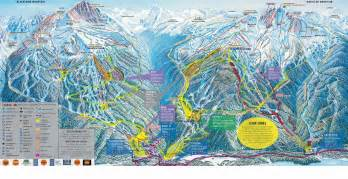 ski canada map whistler alpine adventures luxury ski vacationsalpine