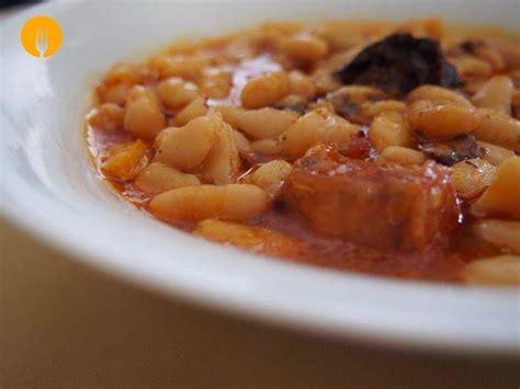 videos de cocina tradicional espa ola jud 237 as blancas con chorizo cocina espa 241 ola