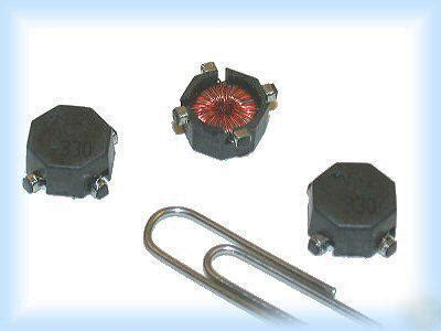 inductor 33uh 3a 33 130 uh 1 3a smd toroid inductor ctx 2p 33uh 330