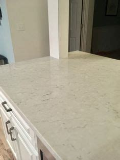 carrara mist quartz  msi basement bar   home