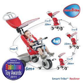 smart trike recliner argos award category wheeled toy rainbow toy awards the