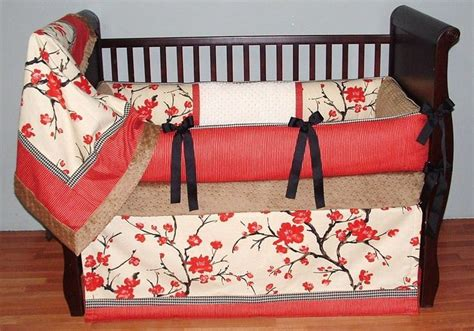 Cherry Blossom Crib Bedding Set 150 Best Images About Baby Bedding Sets On Damasks Plush And Baby Crib Bedding