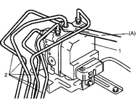 repair anti lock braking 2011 suzuki grand vitara lane departure warning repair guides anti lock brake system hydraulic control module autozone com