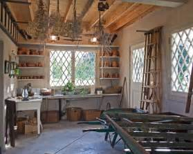 Shed Interior Design by Shed Design Tips For Your Potting Shed Shed Diy Plans
