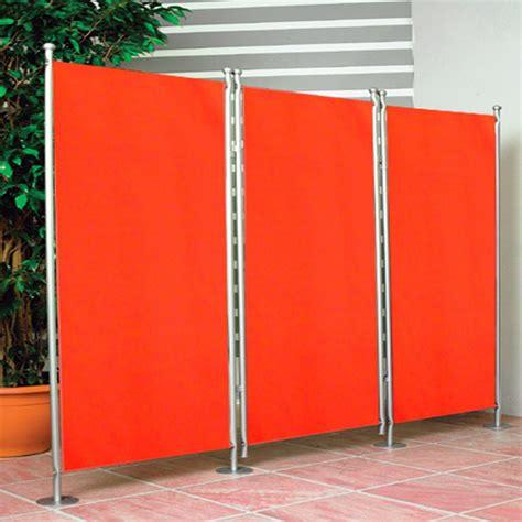 Trennwand Raumteiler by Coolaroo Paravent Orange Raumteiler Trennwand Sichtschutz