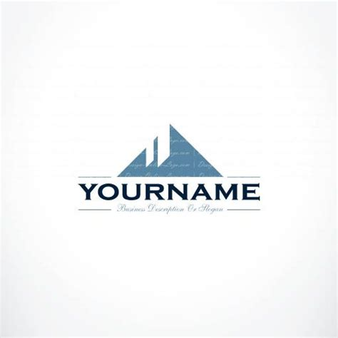 exclusive logo design simple triangle logo images