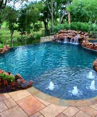 pretty pools very pretty infinity pool dreamy h mes pools pinterest