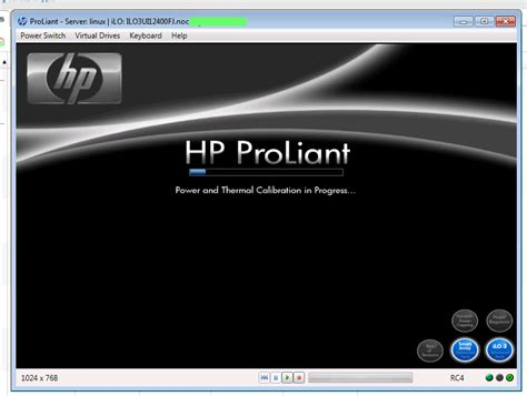 resetting hp g7 hardware hp proliant dl360 g7 hangs at quot power and