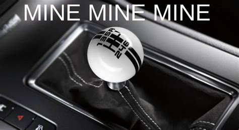 2014 Mustang Gt Shift Knob by Shames Knob Stealing Knobs In Chicago