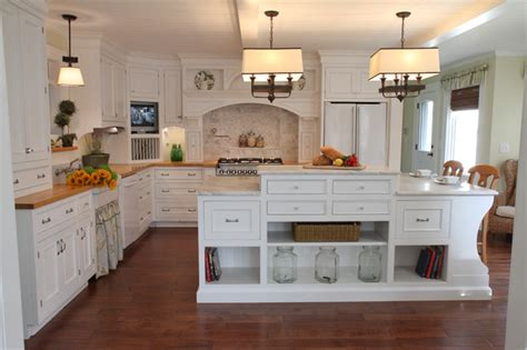 Southern Kitchen Design Southern Kitchen Farmhouse Kitchen Cleveland By Designs