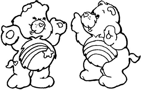 wish bear coloring pages 61 best images about care bear wish bear 4 on pinterest
