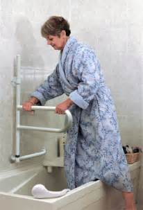 Geriatric Bathroom Equipment Home Grab Bar Safety Tips The Wright Stuff