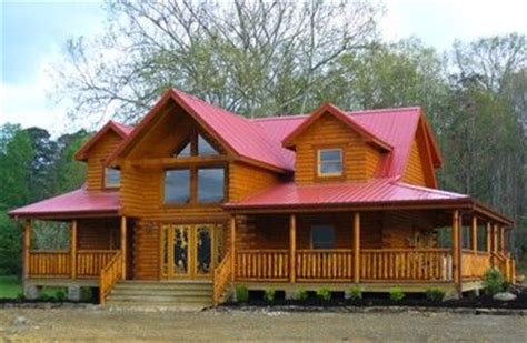 lincoln log homes miss home