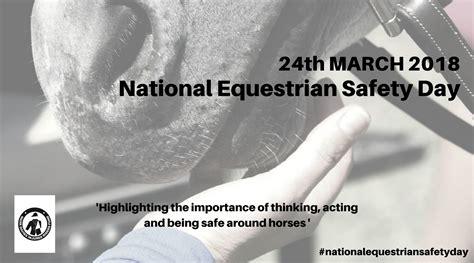 Calendar 2018 National Days National Equestrian Safety Day 2018 National Awareness