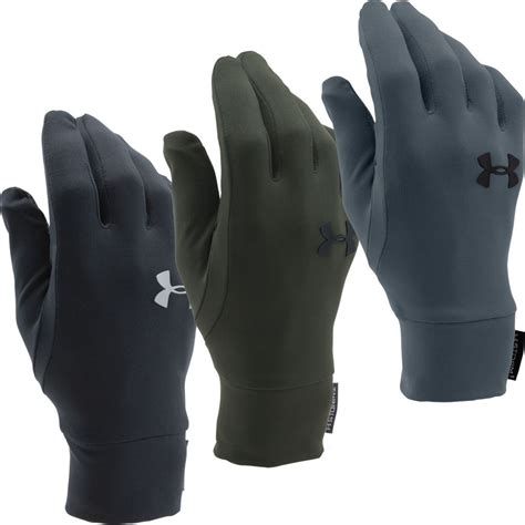 under armoir gloves under armour 2016 coldgear 174 evo armour liner mens winter
