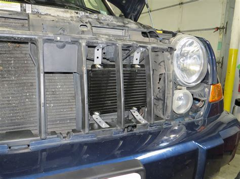 2010 jeep liberty transmission coolers derale