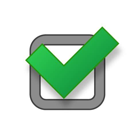 open checker open check box clipart