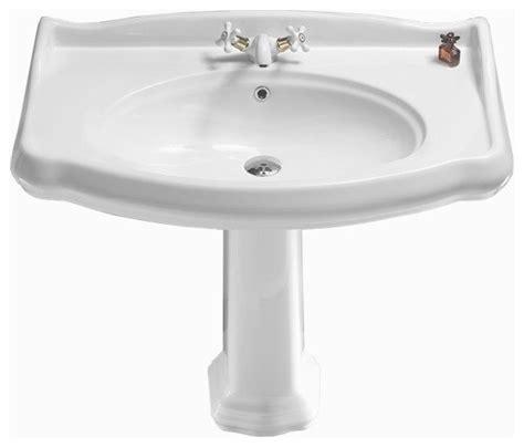 classic bathroom sink cerastyle classic style white ceramic pedestal sink