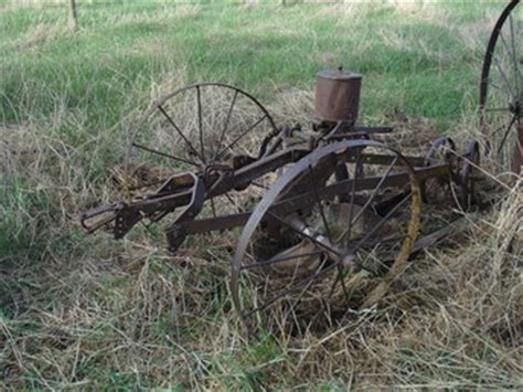Single Row Corn Planter by Single Row Corn Planter Unknown Mfg Tractorshed