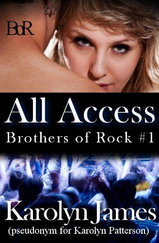 libro my brother is a serie brothers of rock libros 1 y 2 karolyn james